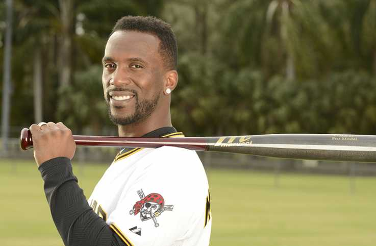 Pittsburgh Pirates center-fielder Andrew McCutchen