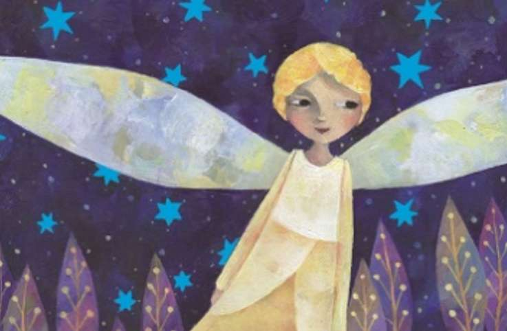Angel Inspiration from Someone Cares