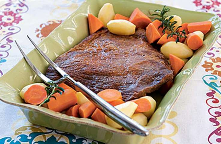 Passover brisket seder recipes