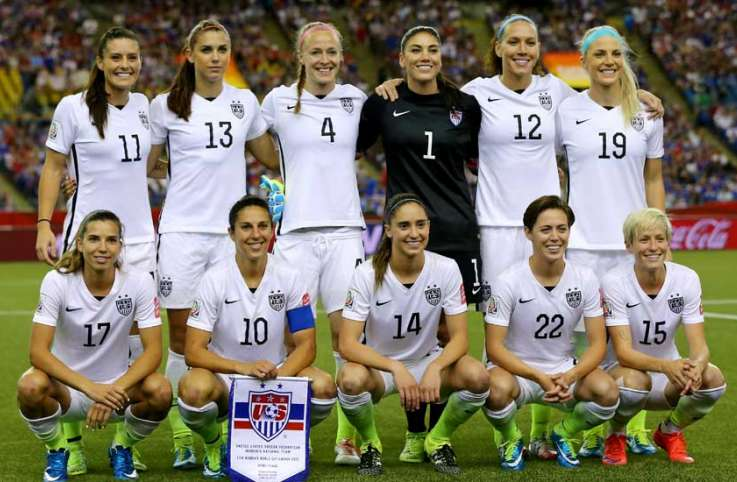 U.S. Women's Soccer Team