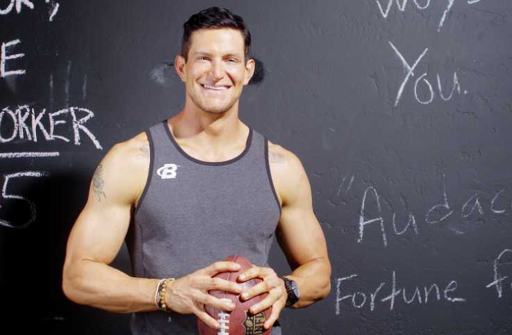 NFL Punter Steve Weatherford