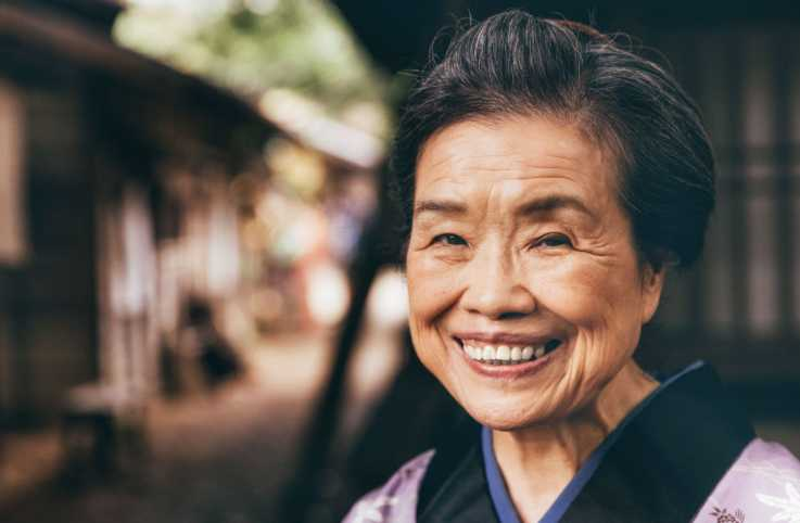 Living Longer Blue Zones Japan
