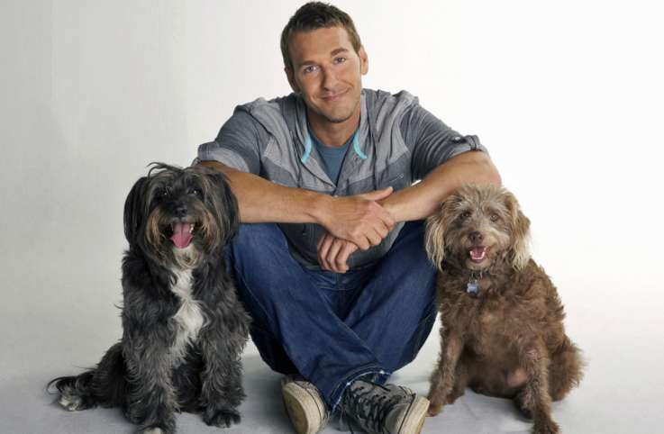 Brandon McMillan Lucky Dog