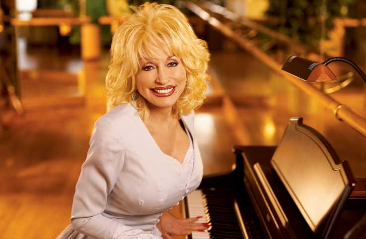 Country music legend Dolly Parton