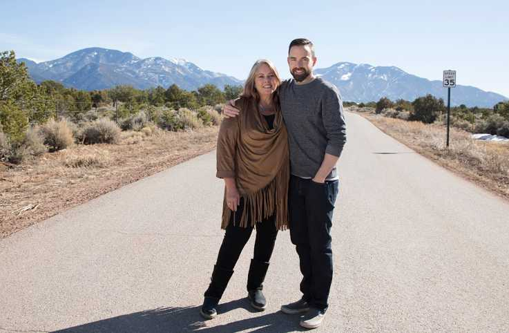 Lynne's proud of Ben's progress; today he's a mentor to recovering addicts and finishing college.