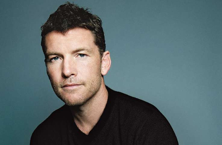 Actor Sam Worthington, star of The Shack