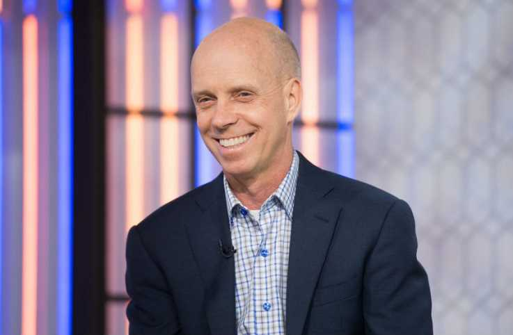 Scott Hamilton on the TODAY Show