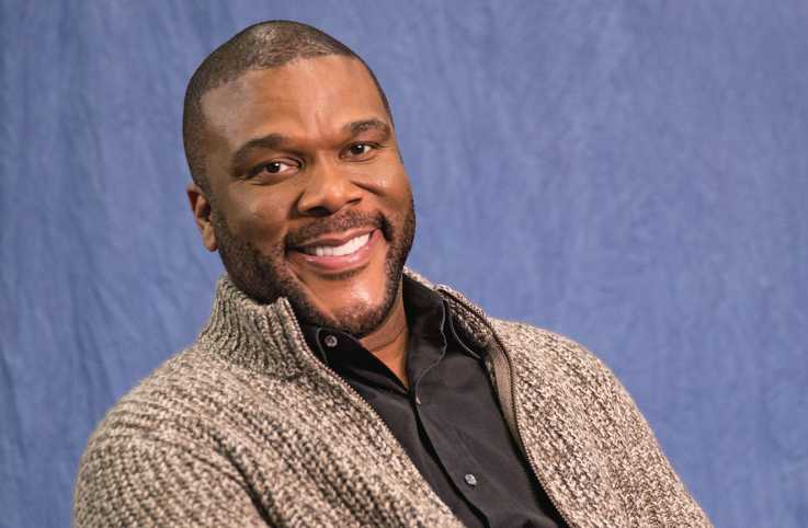 Producer, actor and writer Tyler Perry