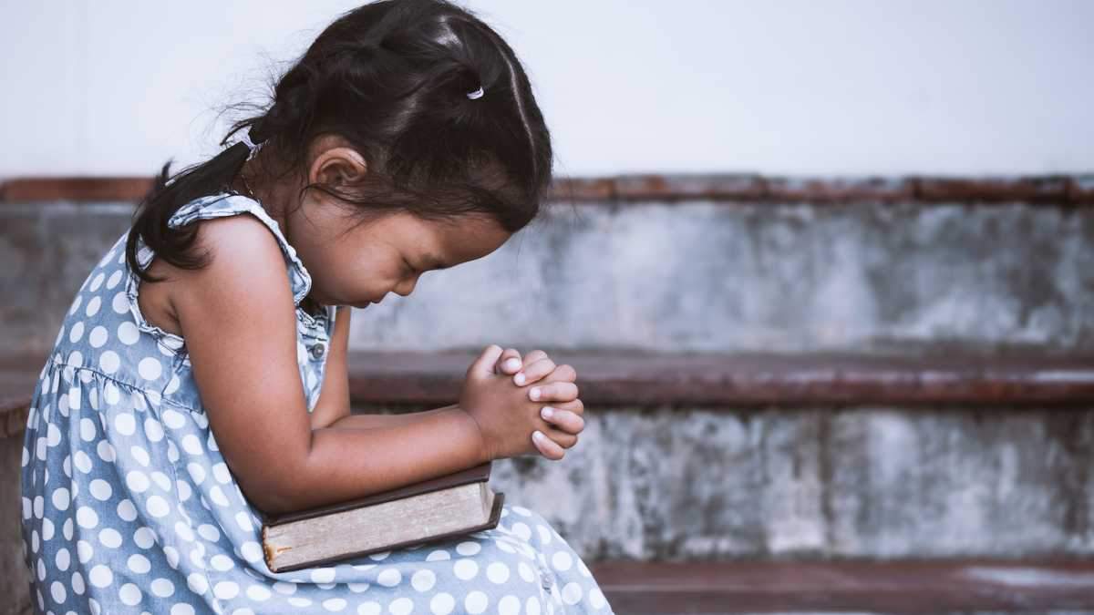Image result for prayer child