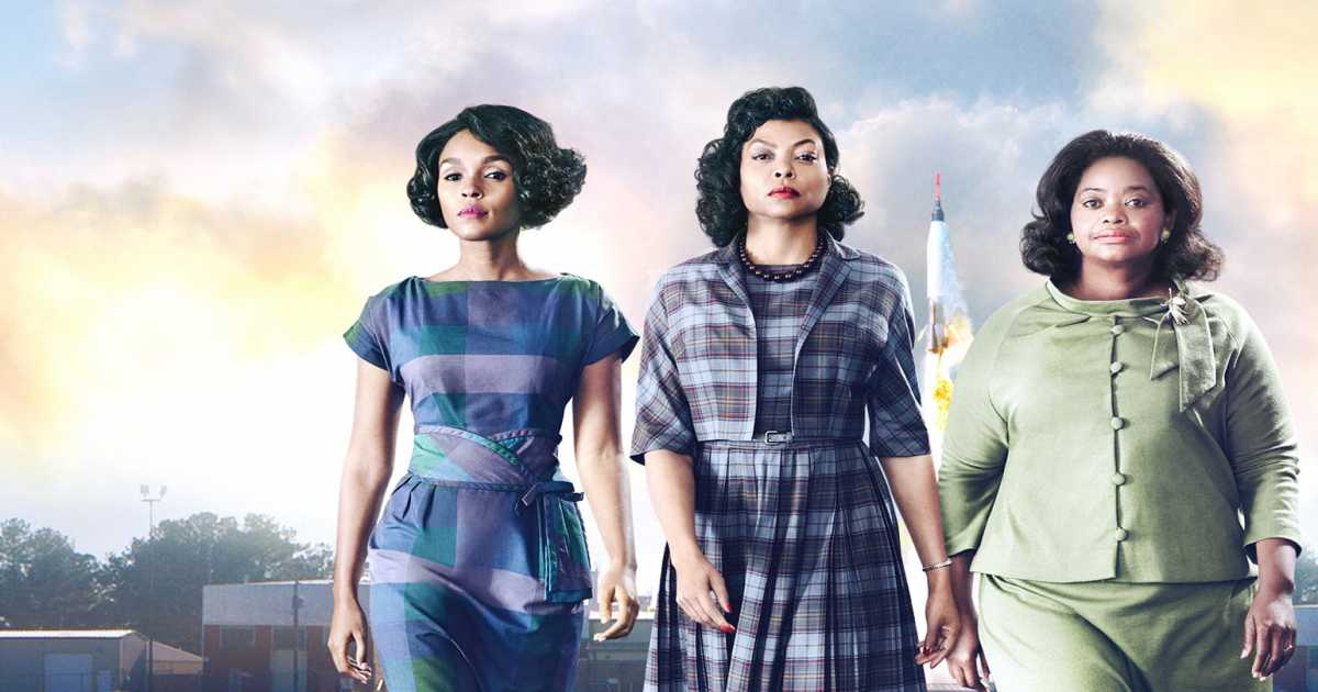 Inspiring New Film 'Hidden Figures' Has A Lesson For All