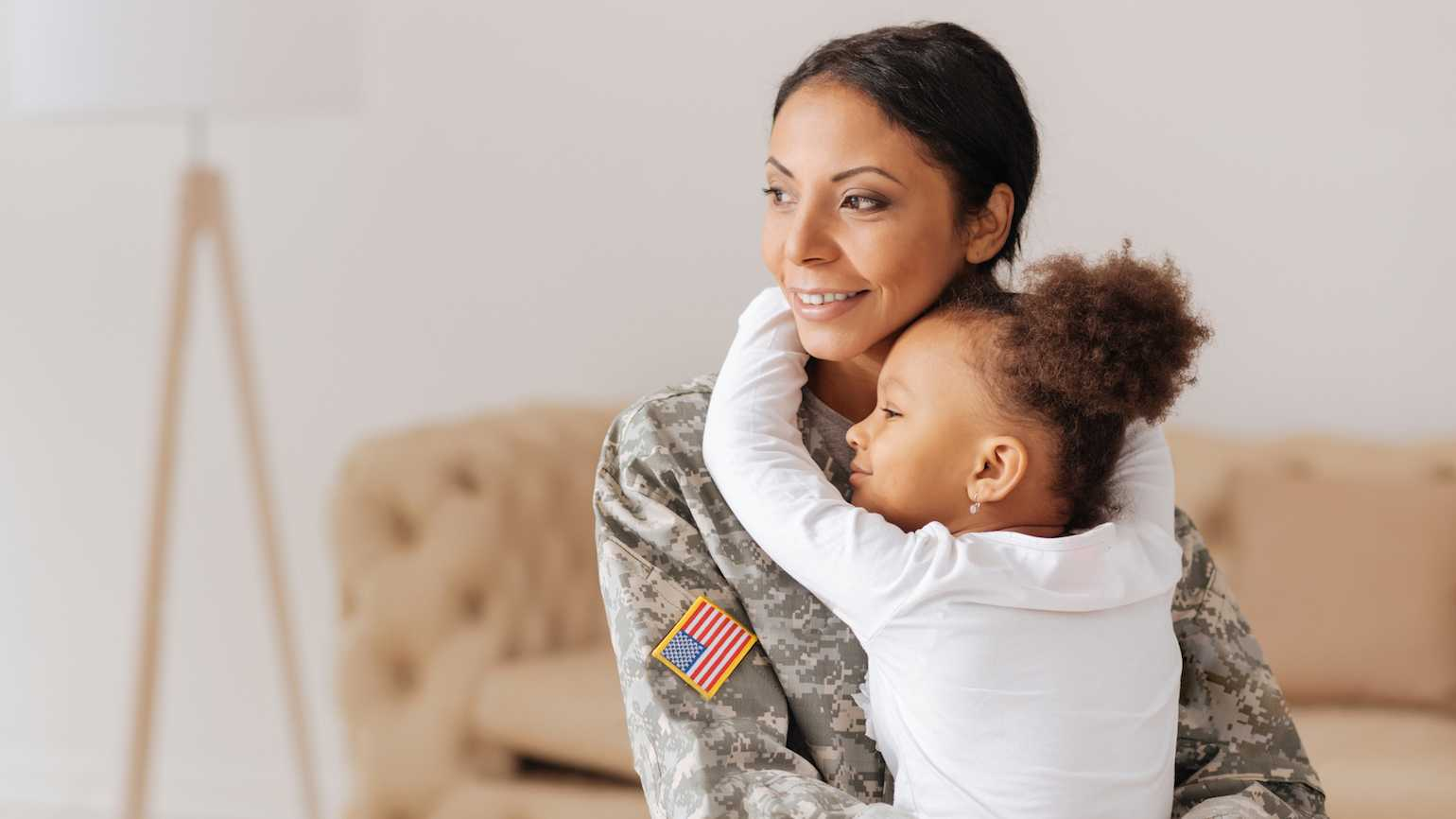 May is National Military Appreciation Month.