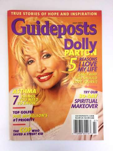 Dolly Parton Guideposts story 2004