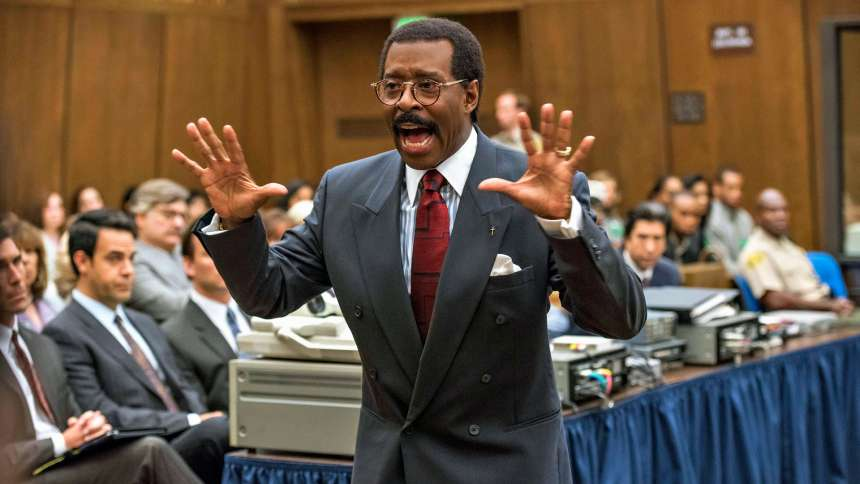"Courtney B Vance in ""The People vs. O.J. Simpson"""