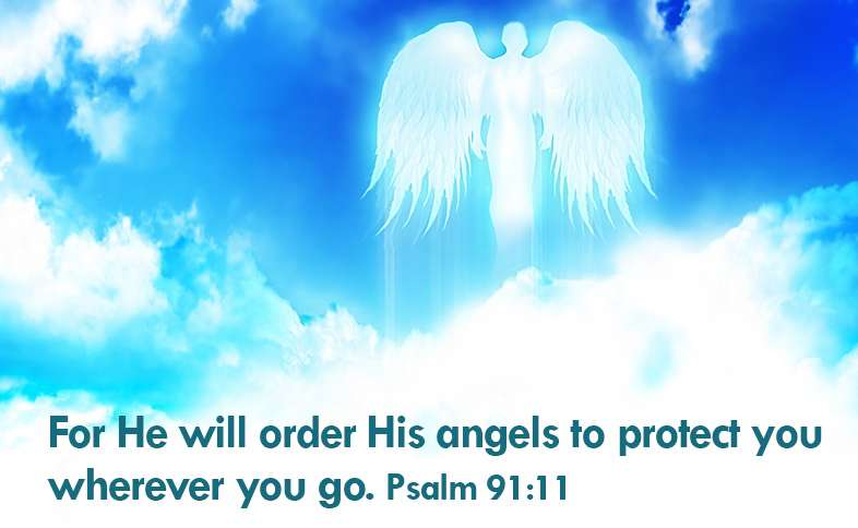 Bible Verses About Angels Guideposts