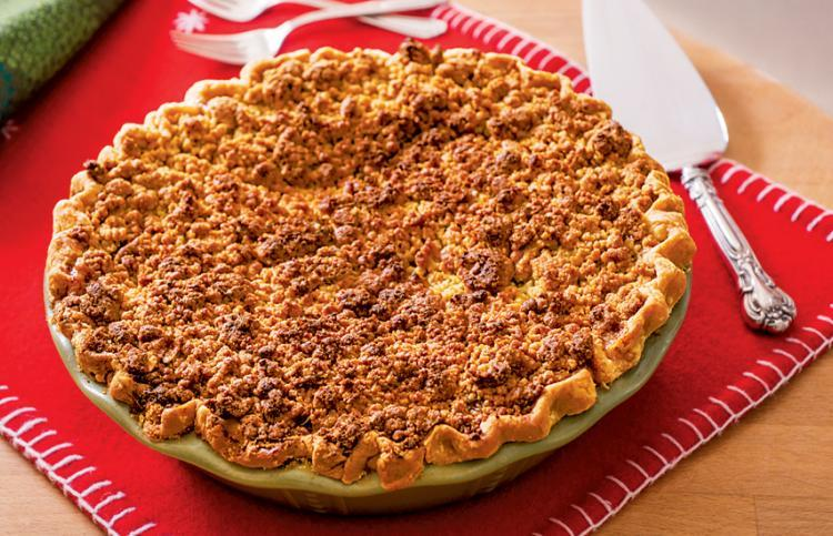 Guideposts: Apple Crumble Pie