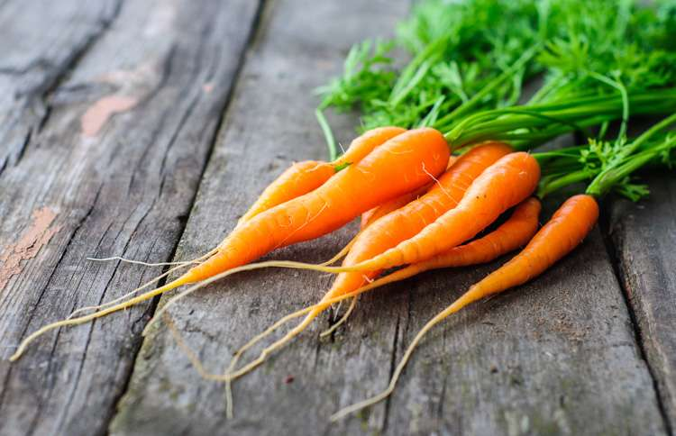 Carrots are a cancer-fighting food