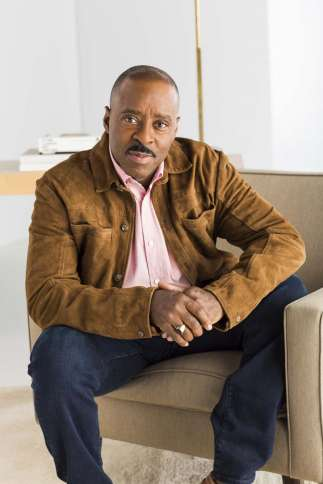 Courtney B. Vance Guideposts cover shoot