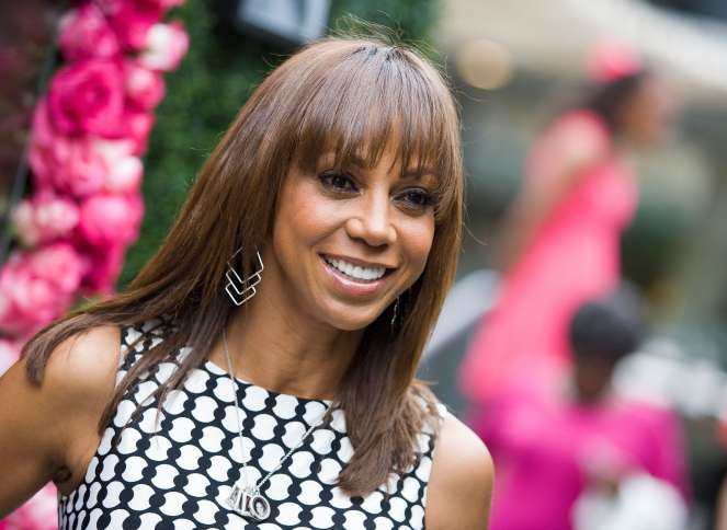 Holly Robinson Peete speaks about raising her son who has autism -- Guideposts