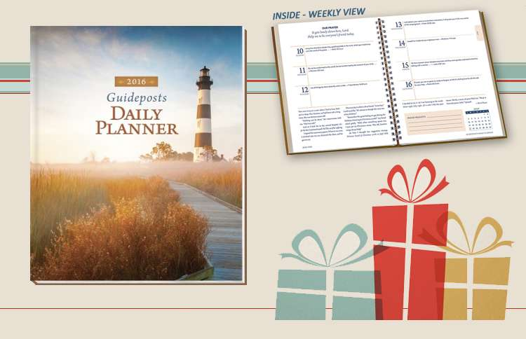 Guideposts Daily Planner