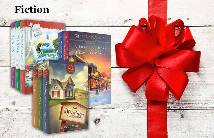Tearoom for Two, Christmas Miracles and Sugarcreek Amish Mysteries