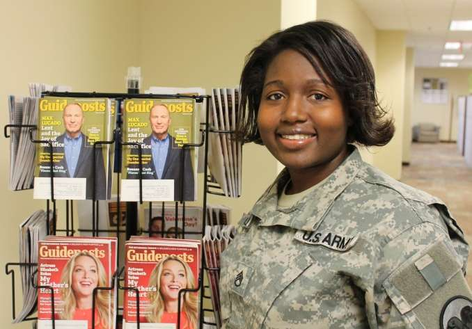 Guideposts Military Outreach: Inspiring Those Who Serve