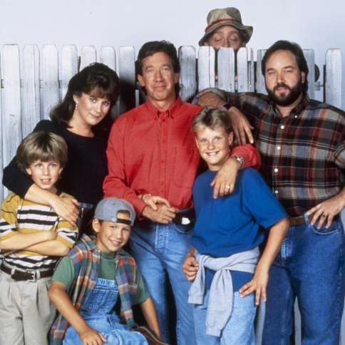 Tim Allen as Tim Taylor on Home Improvement