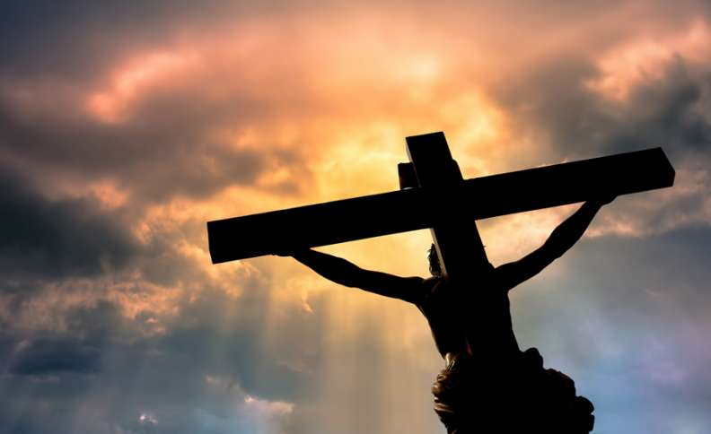 """But [Jesus] was pierced for our transgressions, He was crushed for our iniquities; the punishment that brought us peace was on Him, and by His wounds we are healed."""