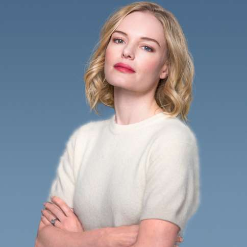 Actress Kate Bosworth, as she appears on the cover of the August 2015 edition of Guideposts