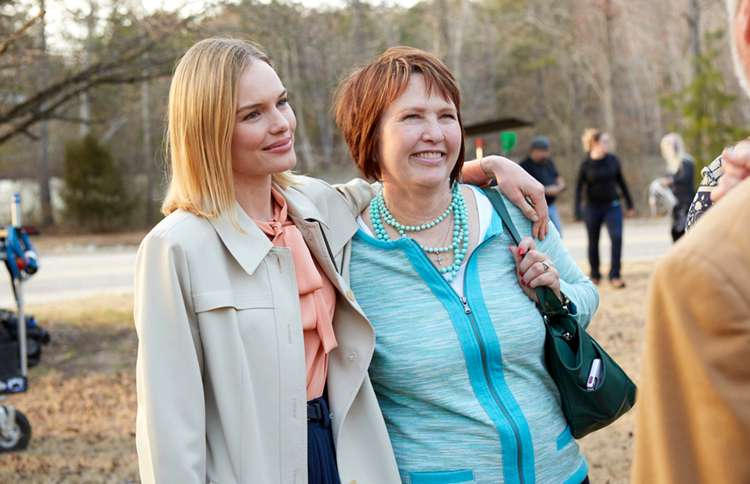 Guideposts: Behind the scenes with Kate Bosworth and the real Eva Piper, Don's wife.