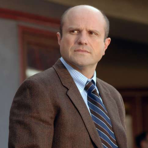 Enrico Colantoni as Keith Mars on Veronica Mars