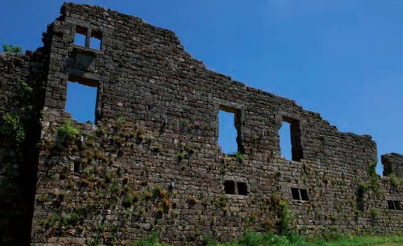 Ruins of the Templar Commanderie, Vaour