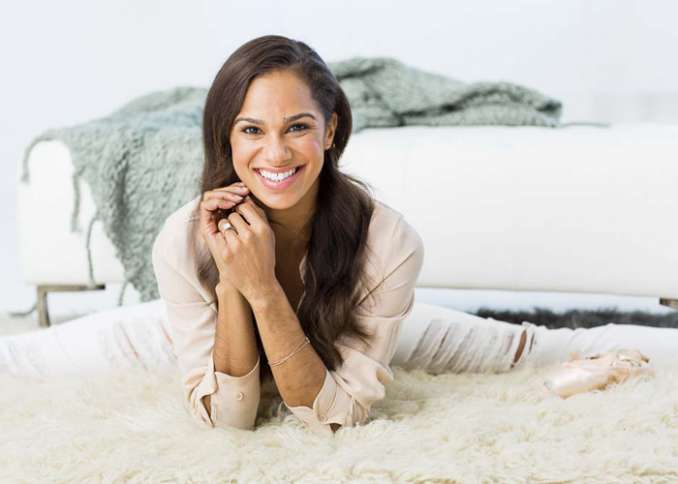 Misty Copeland Cover Behind The Scenes Guideposts