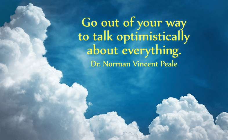 The Power Of Positive Thinking Quotes Norman Vincent Peale: Norman Vincent Peale: Inspiring Quotes For The New Year