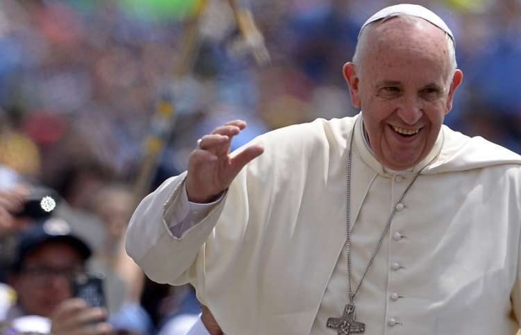 Pope Francis reluctant to become pope