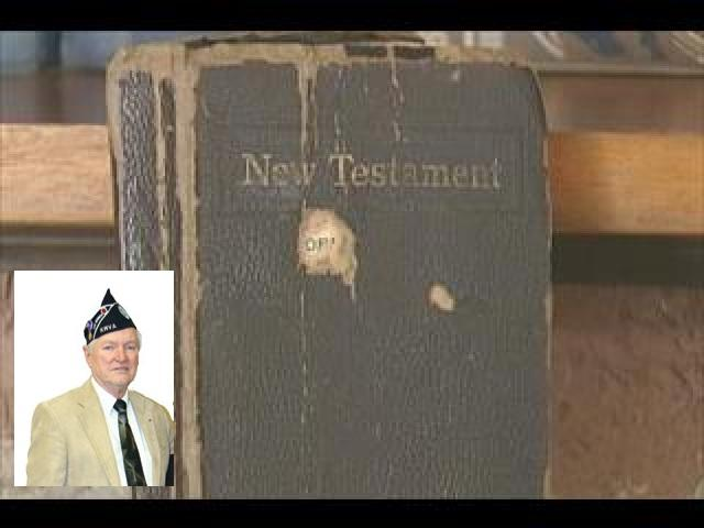 Don Roush's Salvation Army Bible