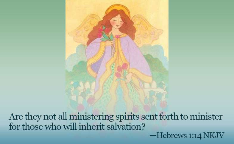 Someone Cares Cards: Are they not all ministering spirits sent forth to minister for those who will inherit salvation? Hebrews 1:14 NKJV