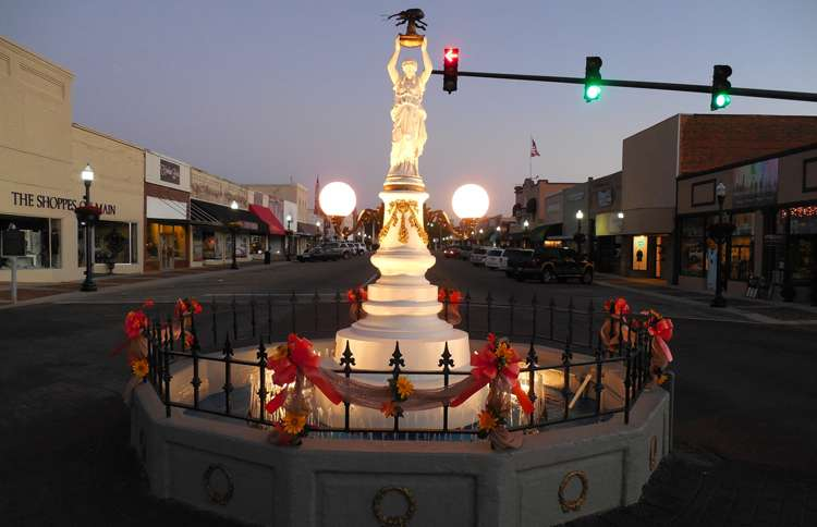 Guideposts: The Boll Weevil Monument in Enterprise, Alabama