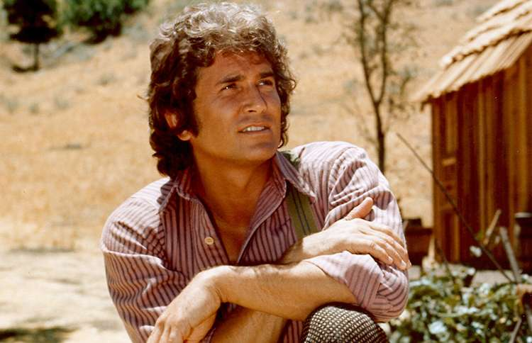 Guideposts: Michael Landon as Charles Ingalls, one of our favorite TV dads
