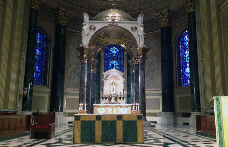 Guideposts: Cathedral Basilica of Saints Peter and Paul