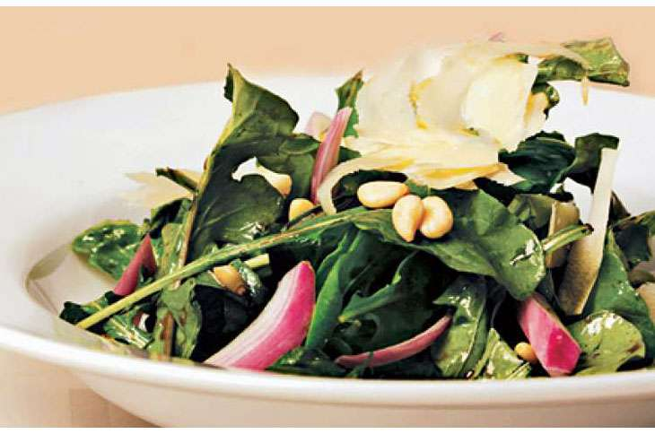 Guideposts: Amazing and Easy Arugula Salad