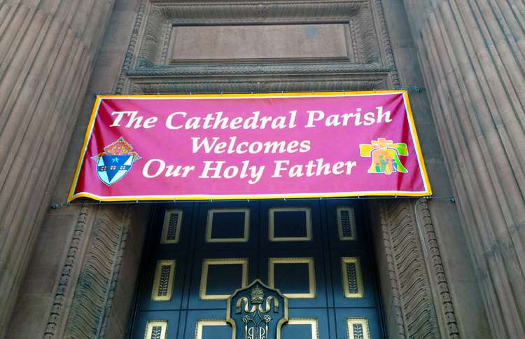 Guideposts: Pope Francis will visit the Cathedral Basilica of Saints Peter and Paul