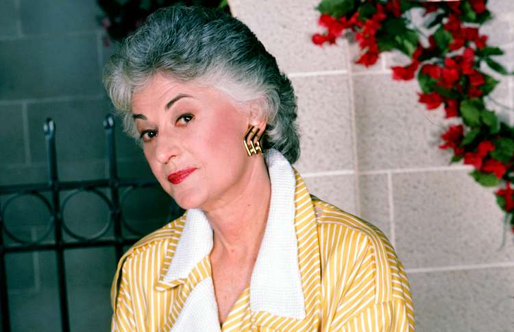 Guideposts: Bea Arthur served in the US Marine Corps Women's Reserve.