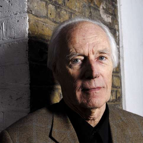 Music producer and Fifth Beatle George Martin