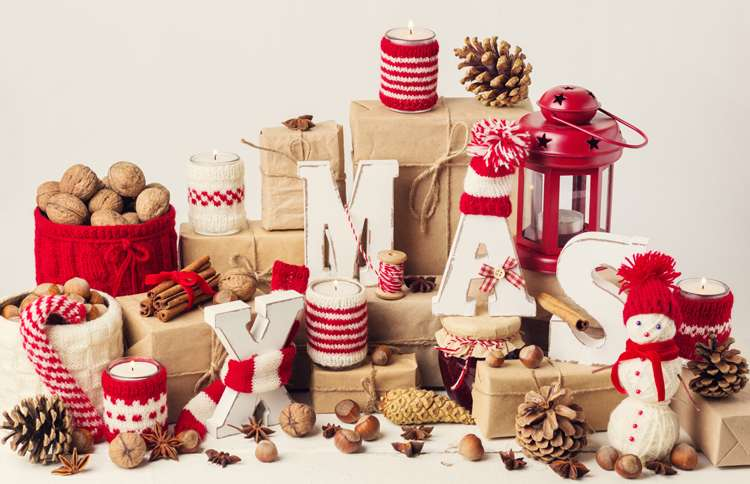 Guideposts: A collection of homemade Christmas presents