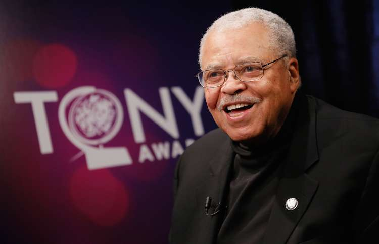 Guideposts: James Earl Jones served in the US Army