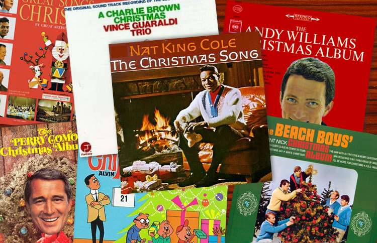 Guideposts: The covers of classic Christmas albums