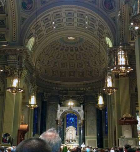 Guideposts: Mass in the Cathedral Basilica of Saints Peter and Paul