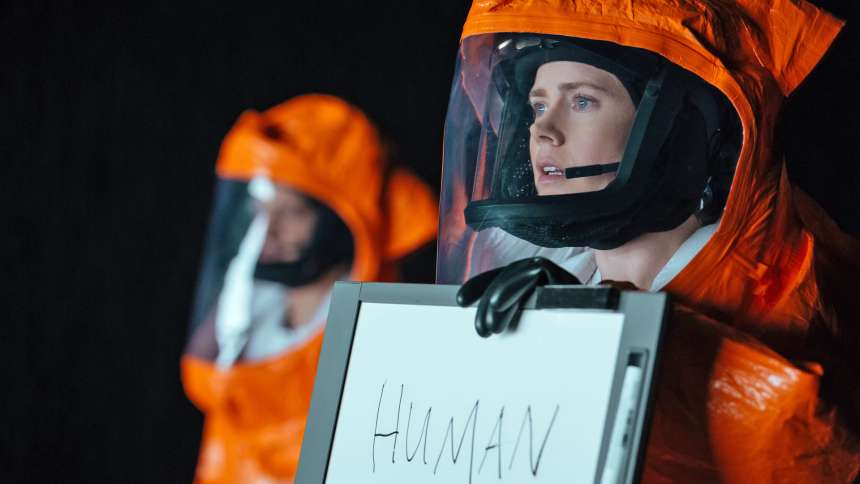 Amy Adams in 'Arrival'