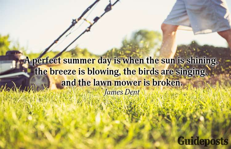 inspiring summer quotes guideposts
