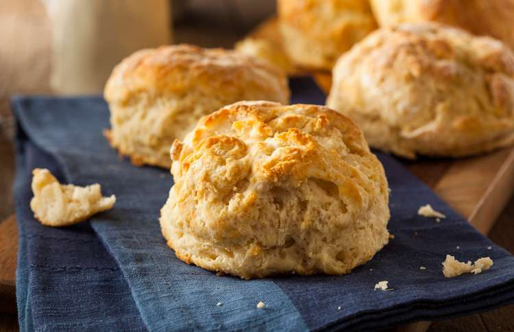 Dolly's biscuit recipe